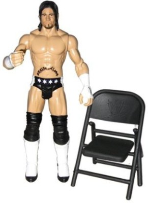 Mattel Wwe Flexforce Big Talkin, Cm Punk(Multicolor)