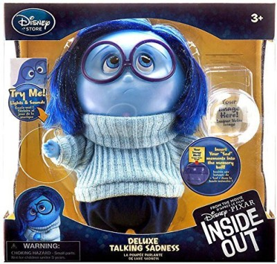 INsideOUT Disney / Pixar Inside Out Sadness Talking