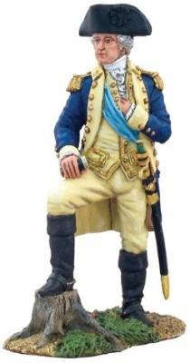W. Britain General George Washington