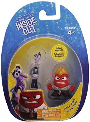 INsideOUT Disney Pixar Inside Out Rileys 5 Emotions And Imaginary