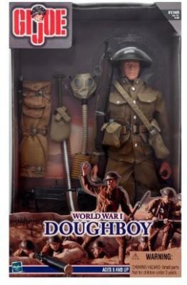 G I Joe World War 1 Dough Boy