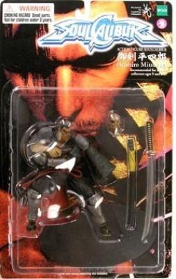 ePoch Year 1998 Series 1 Soul Calibur 5 Inch Tall Heishiro