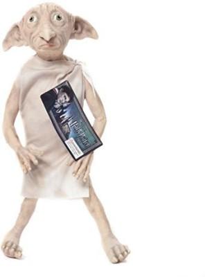 Universal Studios Wizarding World Harry Potter Dobby Free Elf Bendable Figure Rubber 14