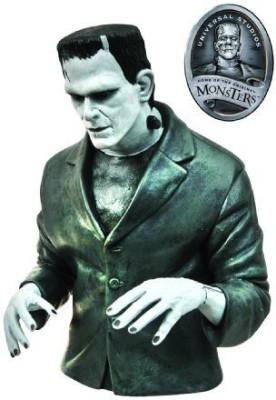 Diamond Select S Universal Monsters Black And White Frankenstein Vinyl