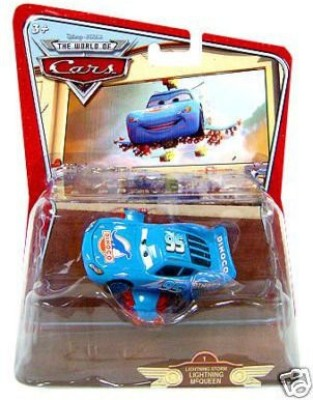 Unknown Disney Cars Mega Size Storm Lightning McQueen