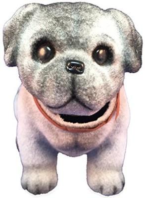 NoveltiesKitschWarehouse Bobbing Head Dog Bobble Head Bulldog