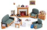 Calico Critters Deluxe Living Room Set (...