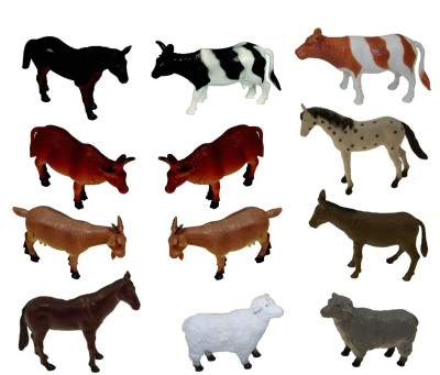 Neo Gold Leaf Neo Gold leaf Farm Animal 12 pieces pack