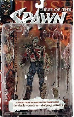 Spawn Series 13 Curse Of The > Hatchet