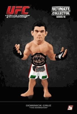 Round 5 MMA Ufc Ultimate Collector Series 9 Dominick Cruz