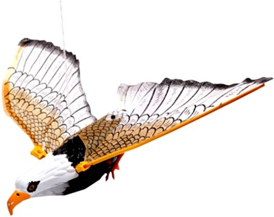 SJ FLY EAGLE BIRD STRING TO HANG Gift Battery Operated Toy
