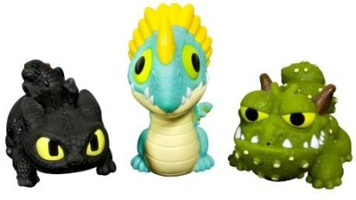 Dreamworks Dragons How To Train Your Dragon 2 Squirt And Float Dragons