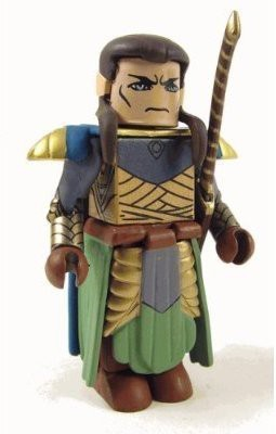 The Lord Of The Rings Exclusive Elrond Minimate