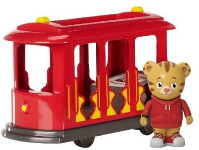 Daniel Tiger's Neighborhood Trolley With Daniel Tiger