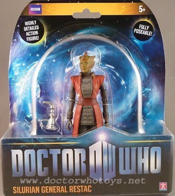 Prannoi Doctor Who 2010 Silurian General Restac