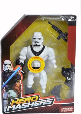 Tabu Master Hero Mashers With Gun
