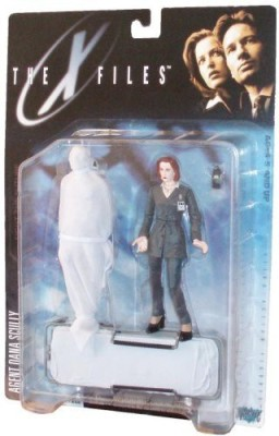 The X Files The Xfiles 1998 Series One Fight The Future 51/2 Inch Tall