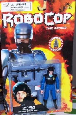 Robocop The Series Police Detroit Madigan