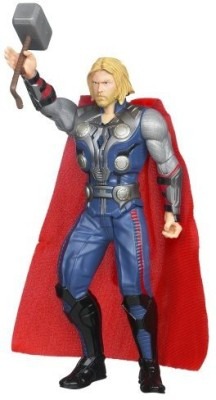 Hasbro Marvel The Avengers Mighty Strike Thor Action Figure 10 Inches