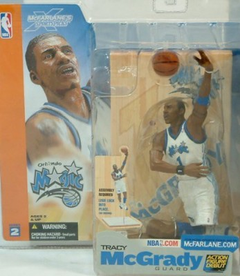 McFarlane Toys Sportspicks Nba Series 2 Tracy Mcgrady