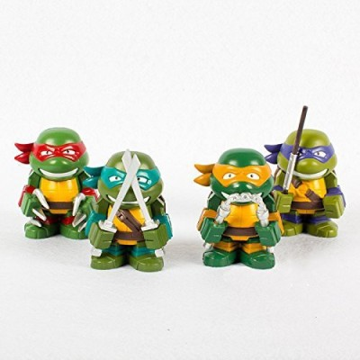 JapanCos Tl Cute Ninja Turtles Miniatureteenage Mutant Ninja