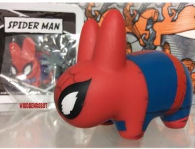 Marvel Kidrobot Labbit Mini Series 2 Spiderman 25