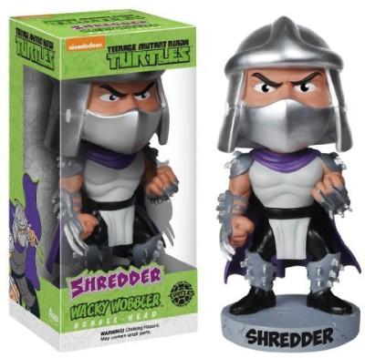 Teenage Mutant Ninja Turtles Funko Shredder Wacky Wobbler