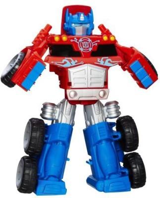 Playskool Heroes Transformers Rescue Bots Optimus Prime Rescue Trailer