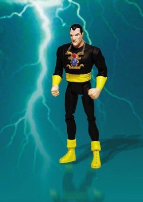 DC COMICS Shazam Black Adam