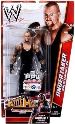 WWE Mattel Wrestling Best Of Payperview 2013 Wrestlemania 29