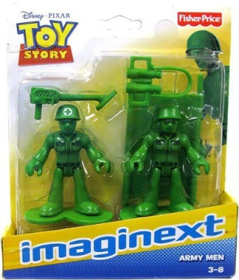 Toy Story Imaginext Army Men