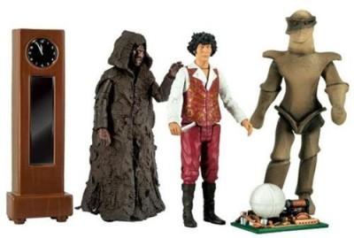 Underground Toys Doctor Who ,Keeper Of Traken, Set5