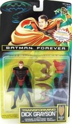 Kenner Batman Forever Transforming Dick Grayson