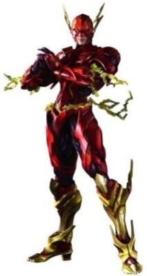 Play Arts Kai Dc Comics Variant Flash