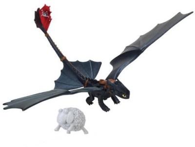 SpinMaster Dreamworks Dragons Defenders Of Berk Dragon Toothless