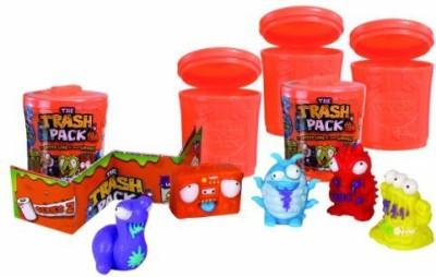 Moose Toys Trash Pack Series 2 5 Trashies In Bins