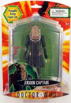 Underground Toys Doctor Who Series 3 Judoon Captain