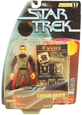 Star Trek Warp Factor Series 1 Captain Koloth (Deep Space Nine)