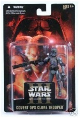 Star Wars E3 Revenge Of The Sith Exclusive Covert Ops Clone Trooper
