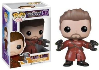Funko Pop Marvel Guardians Of The Galaxy Unmasked Star Lord