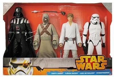 Creative Designs Star Wars 4 Pack 18 Incha New Hope