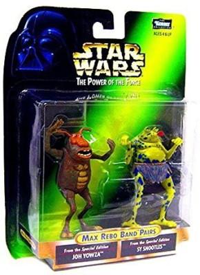 Star Wars Potf2 Power Of The Force Max Rebo Band Pairs Joh Yowza