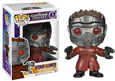 Guardians of the Galaxy Starlord Funko Pop X Mini Bobblehead Vinyl