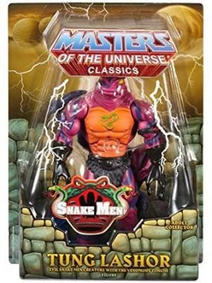 Mattel Masters Of The Universe Classics Tung Lashor Matty