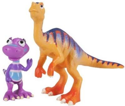 Tomy International Dinosaur Train Mr Maiasaura And Daphne Dinovision 2 Pack