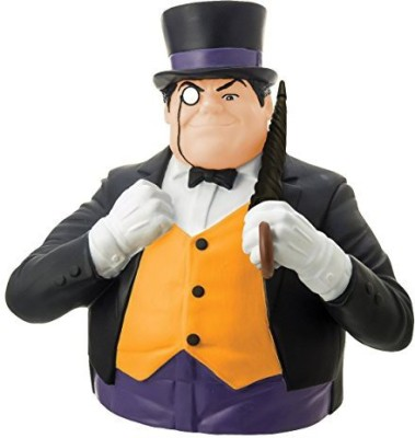 DC COMICS The Penguin Bust Bank Novelty