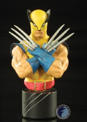 Bowen Designs Wolverine 25Th Anniversary (Yellow Variant) Mini Bust