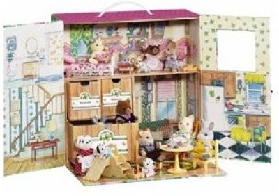 Calico Critters Carry and Play House