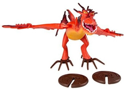 SpinMaster Dreamworks Dragons Defenders Of Berk Dragon Hookfang