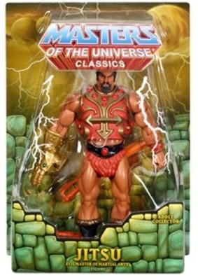 Mattel Masters Of The Universe Classics Jitsu Exclusive Motu